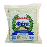 Kesidis Dairy сыр Фета для греческого салата 200г вакуум