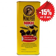 """Minerva """"Ники"""" оливковое масло Pomace 5л жесть"""