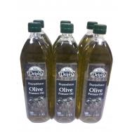 Delphi (Дельфи) оливковое масло Pomace (Помас) (6шт х 1л) пластик