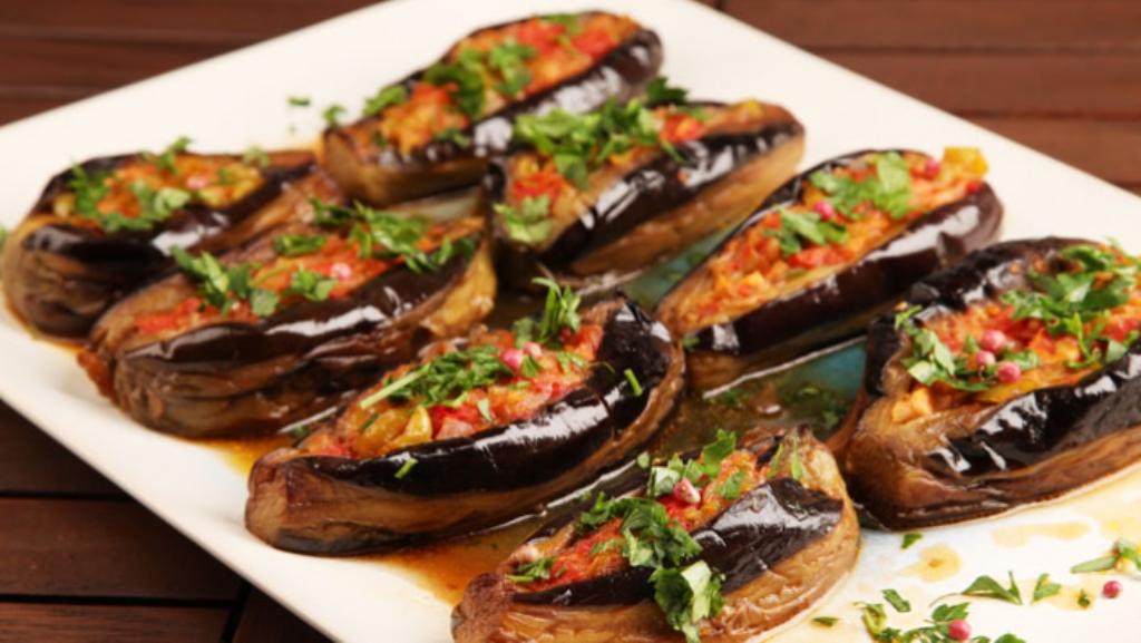 Турецкий блюда из баклажан