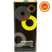 Anoskeli оливковое масло Extra Virgin P.D.O. Kolymvari с о.Крит 5л жесть (1л=690р)