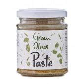 Attica Food паста из зеленых оливок 180г стекло