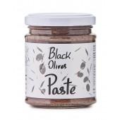 Attica Food паста из черных маслин 180г стекло