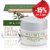 OlivAloe Подтягивающий крем для всех типов кожи лица с лифтинг эффектом 40мл