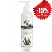 OlivAloe Очищающее молочко для всех типов кожи лица  200мл
