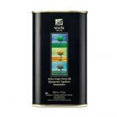 Подарок при покупке на сумму от 7000 до 11999 рублей. Sellas оливковое масло Extra Virgin 0,3% c п/o Пелопоннес 500мл жесть