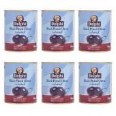 Delphi маслины COLOSSAL 121/140 б/к в рассоле 6штх820г жесть (1шт=297р)