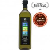 Подарок при покупке на сумму более 15000 рублей. Sellas оливковое масло Extra Virgin 0,3% c п/o Пелопоннес 1л стекло