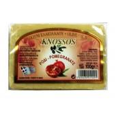 Knossos натуральное оливковое мыло c гранатом 100г