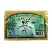 Knossos натуральное оливковое мыло c шалфеем 100г