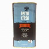 Terra Creta Estate оливковое масло Extra Virgin с о.Крит 1л жесть