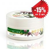 OlivAloe Крем масло для сухой и потрескавшейся кожи тела 200мл
