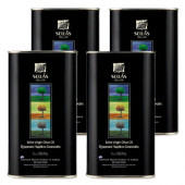 Sellas оливковое масло Extra Virgin 0,3% c п/o Пелопоннес 4штх1л жесть (1шт=715р)