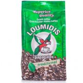 """Loumidis """"Papagalos"""" кофе греческий традиционный молотый 490г фольга"""