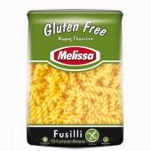 Melissa паста Фусилли (спиральки) без глютена 400г