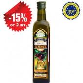 Delphi оливковое масло Extra Virgin P.D.O. Kolymvari с о.Крит 500мл стекло