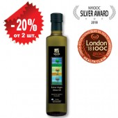 Sellas оливковое масло Extra Virgin 0,3% c п/o Пелопоннес 250мл стекло