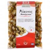 Just Greece зеленые оливки ''Миконские'' 500г вакуум