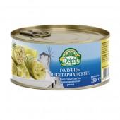 Delphi голубцы вегетарианские 280г жесть