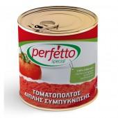Perfetto special томатная паста 200г жесть
