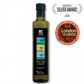 Подарок при покупке на сумму от 7000 до 11999 рублей. Sellas оливковое масло Extra Virgin 0,3% c п/o Пелопоннес 500мл стекло