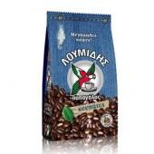 """Loumidis """"Papagalos"""" кофе греческий молотый светлой обжарки «Купатос» 194г фольга"""