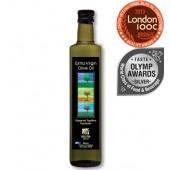 Sellas оливковое масло Extra Virgin 0,3% c п/o Пелопоннес 500мл стекло