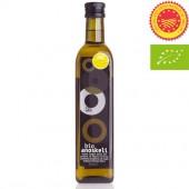 Подарок при покупке на сумму от 7000 до 11999 рублей. Anoskeli оливковое масло Extra Virgin Organic (Bio) P.D.O Kolymvari с о.Крит 500мл стекло