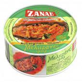 Zanae баклажаны фаршированные в томатном соусе ''Имам'' 280г жесть
