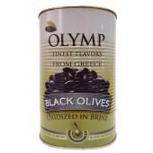 Olymp маслины размер 71/90 в рассоле 4400г жесть
