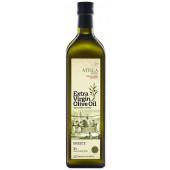 Attiсa Food оливковое масло Extra Virgin c п/o Пелопоннес 1л стекло
