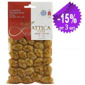 """Аttiсa Food зеленые оливки """"Halkidiki"""" с паприкой 250г вакуум"""