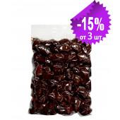 """Attica Food запеченные оливки """"Kalamon"""" c п/o Пелопоннес PREMIUM в оливковом масле Extra Virgin 250г вакуум"""
