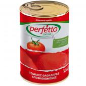 Perfetto special томаты очищенные в собственном соку 400г жесть