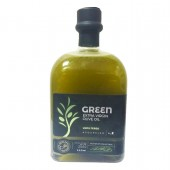 Attica Food оливковое масло GREEN Extra Virgin нефильтрованное 0,2% с п/о Пелопоннес 500мл стекло