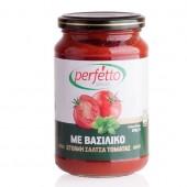 Perfetto special соус томатный с базиликом 350г стекло