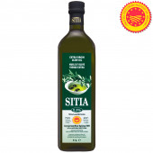 Sitia оливковое масло Extra Virgin 0,3% P.D.O. Sitia с о.Крит 1л стекло