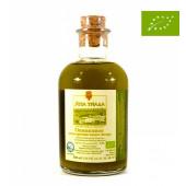 Подарок при покупке на сумму от 12000 до 16999 рублей. Agia Triada Монастырское нефильтрованное оливковое масло (новый урожай) Extra Virgin Organic (Bio) с о.Крит 500мл стекло