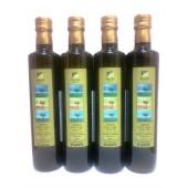 Sellas оливковое масло GREEN Extra Virgin 0,3% нефильтрованное 4штх500мл стекло (1шт=512р)
