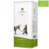 Cretan Mythos оливковое масло Extra Virgin Organic (Bio) с о.Крит 5л жесть