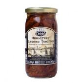 Delphi томаты Монастырские сушеные в подсолнечном масле 340г стекло