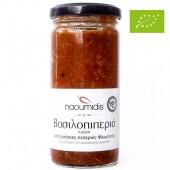 Naoumidis соус из грибов и cлалкий перца Organic (Bio) 260г стекло