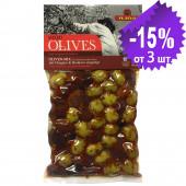 "Ilida микс оливок и маслин ""Kalamata"" с орегано и буково 250г вакуум"