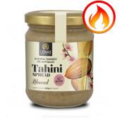 Lenas тахини (кунжутная паста) из миндаля 190г стекло