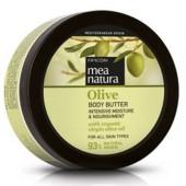 Mea Natura Крем масло для тела с оливковым маслом 250мл