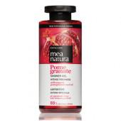 Mea Natura Pomegranate Гель для душа Интенсивная свежесть 300мл