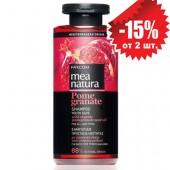 Mea Natura Pomegranate Шампунь Сохранение молодости для всех типов волос 300мл