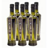 Attiсa Food оливковое масло Extra Virgin P.G.I. Chania с о.Крит 6штх500мл стекло (1шт=420р)