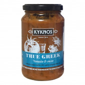 Kyknos соус из томатов и узо 350г стекло
