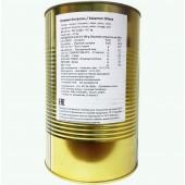 """Attica Food оливки """"Kalamon""""  EXTRA JUMBO 161/180 с п/о Пелопоннес в рассоле 4400г жесть"""